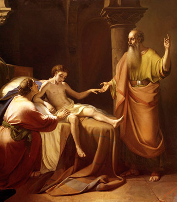 Картинки по запросу Пророк Елисей